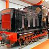 7051 Hunslet 0-6-0DM Middleton Railway