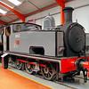 1369 'M.S.C.' Hudswell Clarke 0-6-0T Middleton Railway