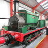 1210 'Sir Berkley' Manning Wardle 0-6-0ST Middleton Railway