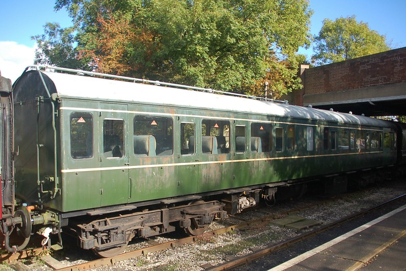Dmu 59609 - The Midland Railway - Butterley - 23 October 2016