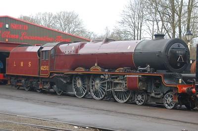 Midland Railway - Butterley 2018