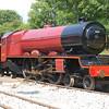 HC D611 6201 Princess Elizabeth - Swanwick Jct, Midland Railway Centre - 13 July 2013