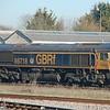 66716 Locomotive & Carriage Institution Centenary 1911-2011 - Eastleigh - 20 January 2017