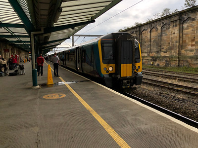 Class 350 at Carlisle
