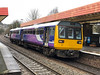 Class 142 (142 022) at Sowerby Bridge