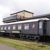 102 SECR Bogie Pullman Kitchen First - Seaburn, County Durham 18.04.12