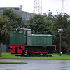 5014 Peckett 0-6-0DM - Aberthaw Power Station 07.07.12