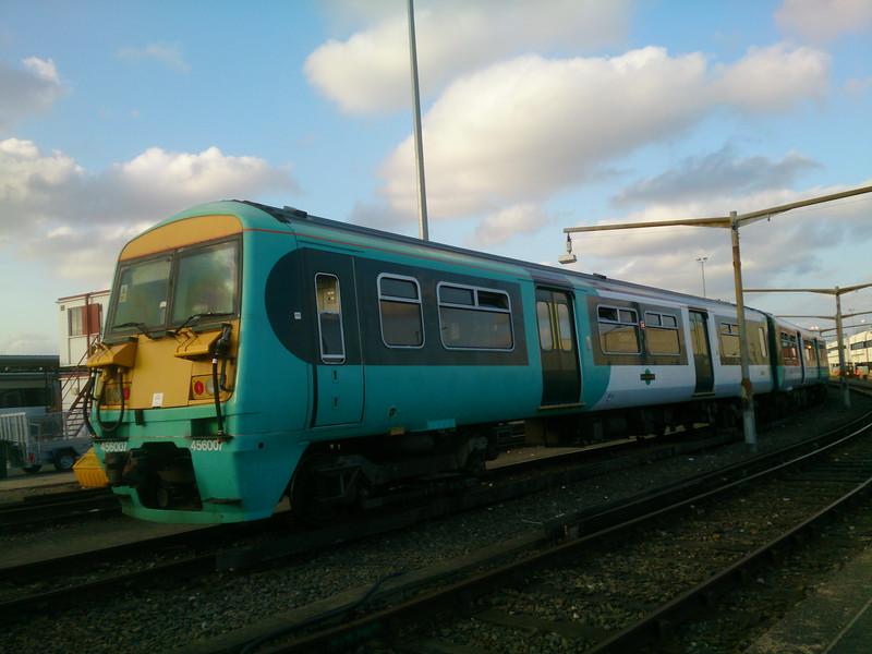 456007 - Selhurst Depot