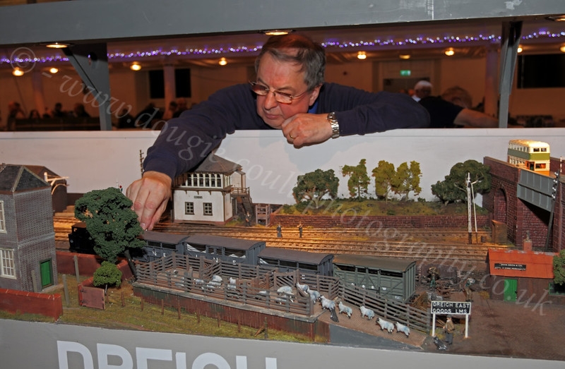 Model Railway Exhibition - Town Hall - 5 November 2011