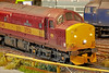 Model Diesel Locomotive - Greenock Model Railway Club - 21 October 2012