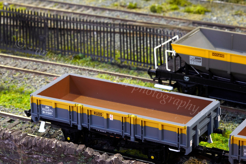 Wagons on the 'Craiglang' Layout - Lyle Kirk, Union Street - 21 October 2012