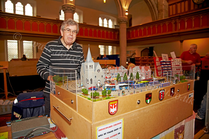 Model Exhibit - Lyle Kirk, Union Street - 21 October 2012