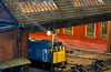 Bonnybridge Club Layout - Loco Shed