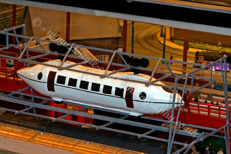 Monorail - Museum Of Transport Layout