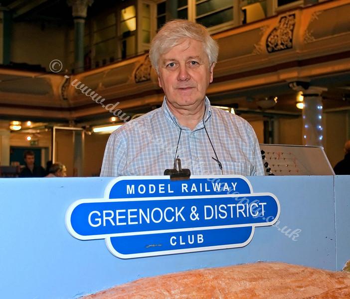 Greenock & District Model Railway Layout