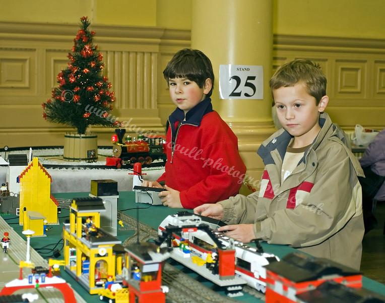Captivated with Lego Land Layout