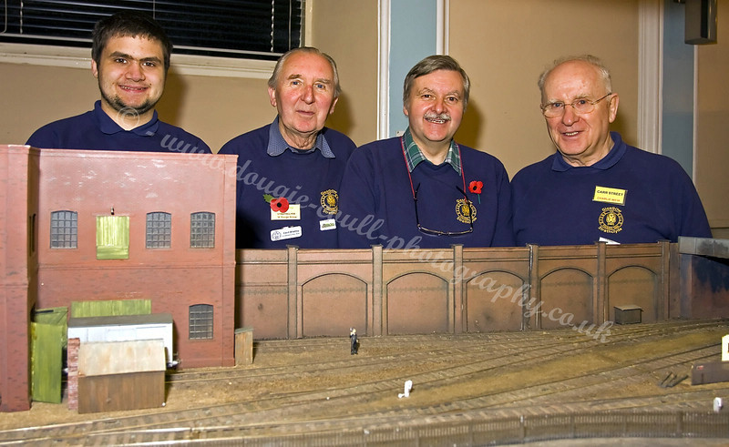 A Happy Foursome at Carr Street Layout