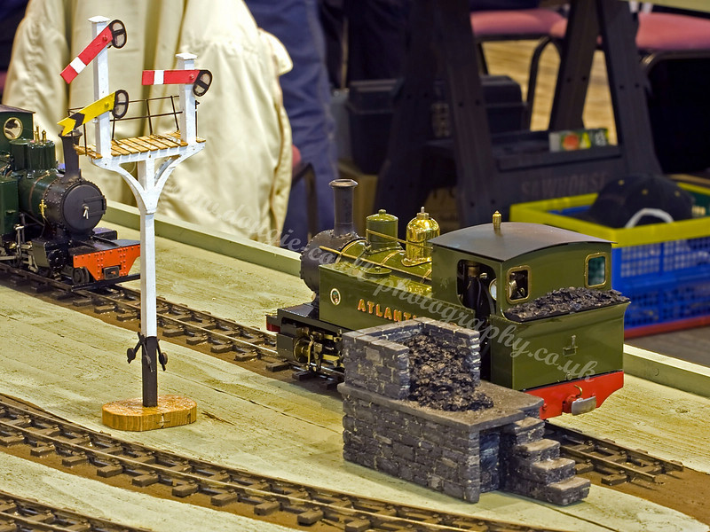 Larger Scale Locos