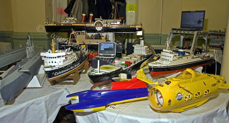 More Ships from the Greenock Model Boat Club