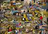 Model Railway Exhibition - Collage