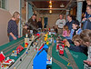 LEGO Train Layout - David Graham Exhibit