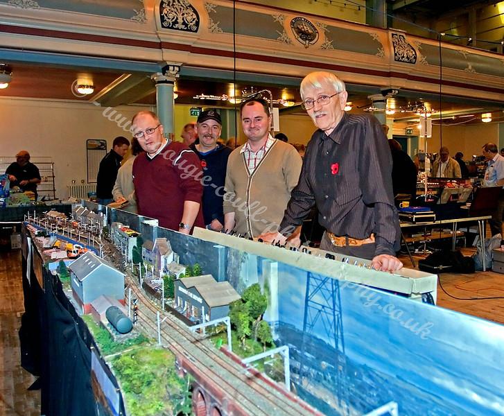 Allander Bank - Clydeside Model Railway Club