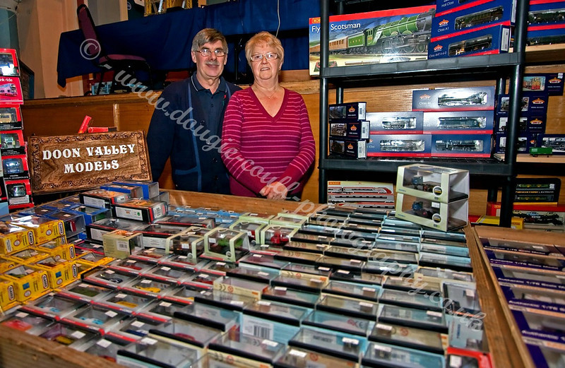 Doon Valley Models - One of the Many Traders