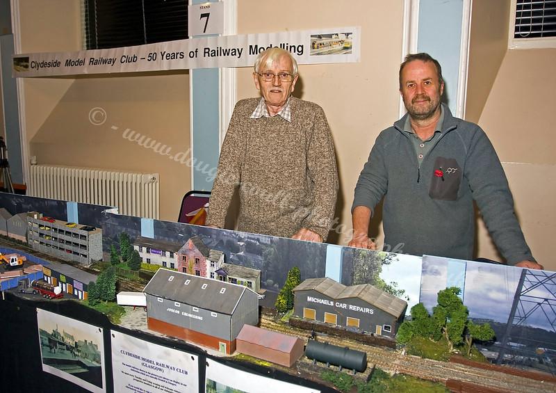 Clydeside Model Railway Layout - Allander Bank
