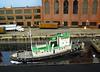 Tugboat model by Steve Palmer.