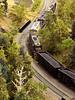Grande gold. Jay Barnaby's coal train.