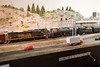 Promontory recreation on Jack Heier's layout