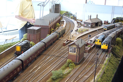Apethorn Junction at the Macclesfield Model Railway Exhibition