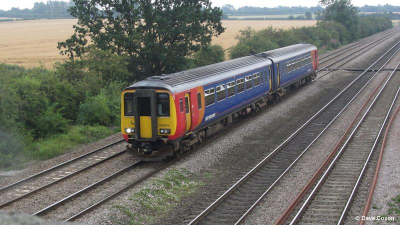 156403 East Midlands Trains