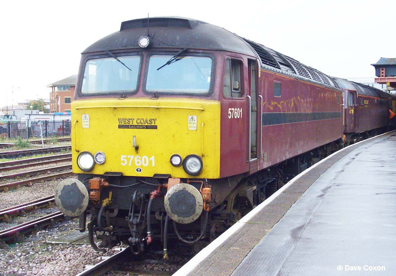 57601 West Coast Railways