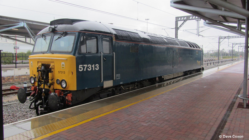 57313 Arriva Trains Wales
