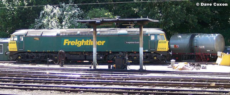 57003 Freightliner
