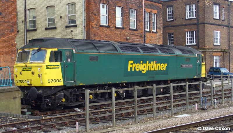 57004 Freightliner