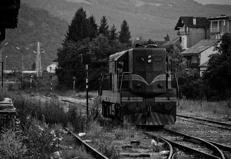 It may be the nadir of moribundia for Balkan railways with the EU keen to see improved cross-Balkan railway capacity including corridor eight which would link the Bulgarian Black Sea to the Albanian Adriatic via Sofia and Skopje (and Kicevo). We shall see.