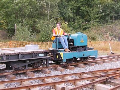 7, Motor Rail 8863/1941