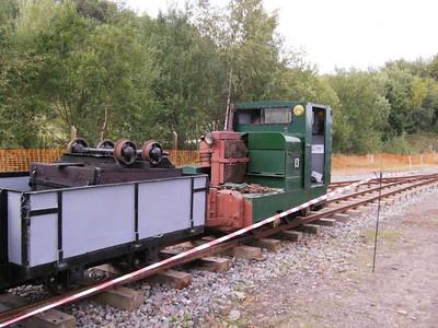 13, Motor Rail 11142/1960