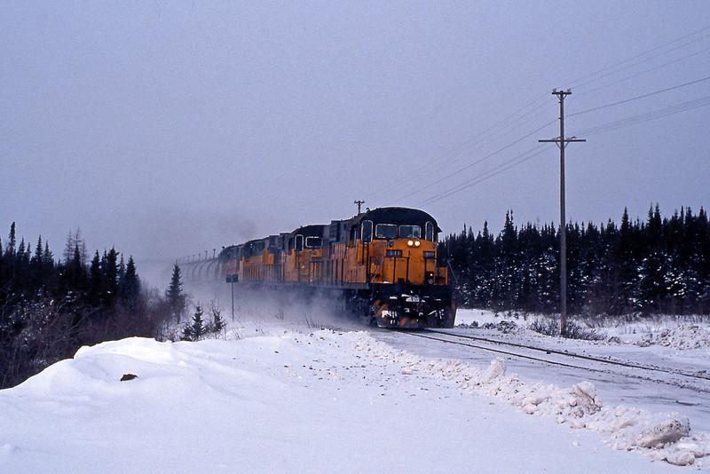 Feb 26th, Labrador City