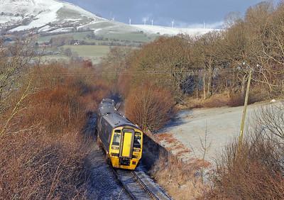 158s on the Cambrian Railways