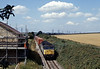 3rd August 1996 at Kingsnorth on the Isle of Grain on the 4O86 Crewe to Thamesport
