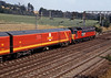An RES 47 hauling new class 325s, this was my first sight of Royal Mail's fragile new toys.
