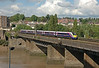 On the 24th I had to go to South Wales and, as usual, my camera came with me. Crossing the Usk at Maindee West a FGW 180 on a Cardiff to Paddington service. Although they are not the most reliable units I think they are infinitely more stylish than the Bombardier Voyager family.