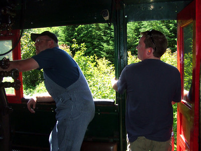 Mount Rainier Scenic Railroad and NW Trek