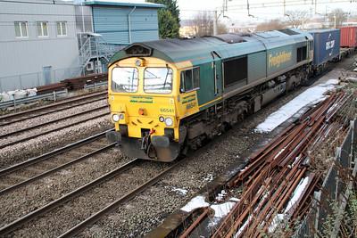 66541 1429/4L57 Daventry-Tilbury  15/01/13.