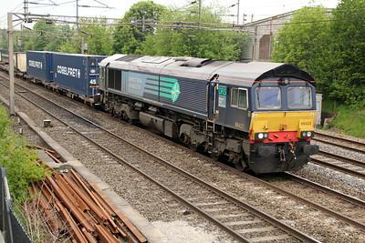 66423 1543/4m71 Purfleet-Daventry 20/05/13.
