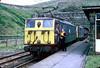 76026/76028 Woodhead Platform 21st August 1980