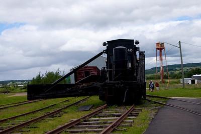 NB, Hillsboro Railway Museum